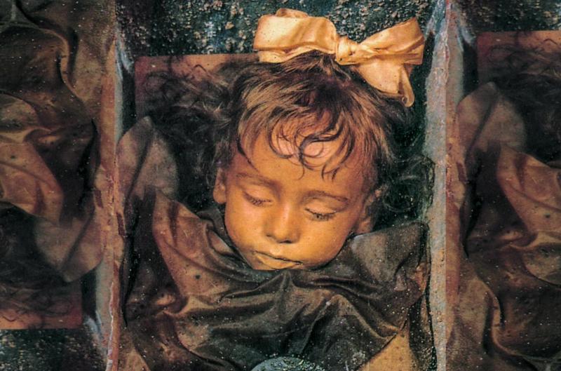 Розалия Ломбардо до нашей эры, египет, загадки, интересное, история, мумии, фото