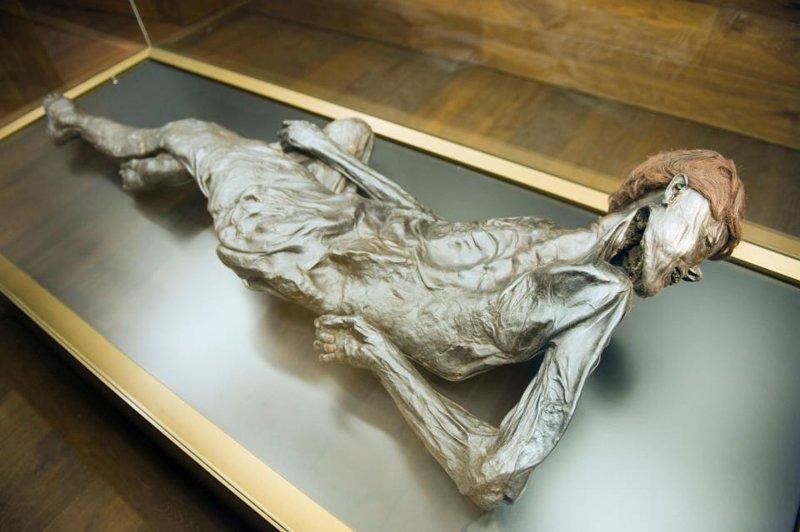 Человек из Граубалле до нашей эры, египет, загадки, интересное, история, мумии, фото