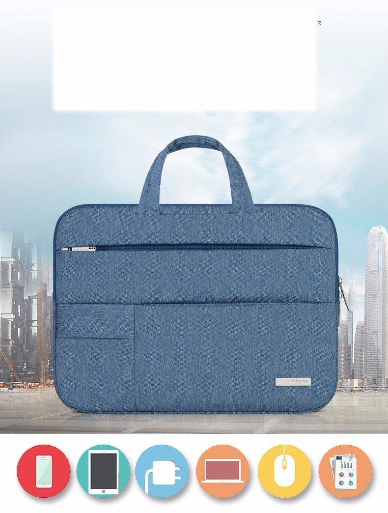 6. Стильная сумка для ноутбука Xiaomi, aliexpress, вещи, гаджет, интернет-магазин, подарки, покупки