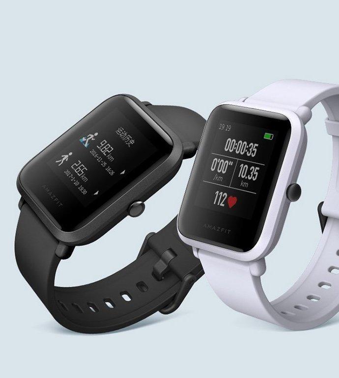 1. Смарт-часы Amazfit Bip Xiaomi Xiaomi, aliexpress, вещи, гаджет, интернет-магазин, подарки, покупки