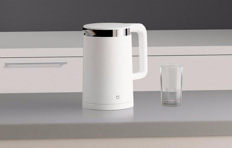 8. Чайник с дистанционным управлением от Xiaomi Xiaomi, aliexpress, вещи, гаджет, интернет-магазин, подарки, покупки