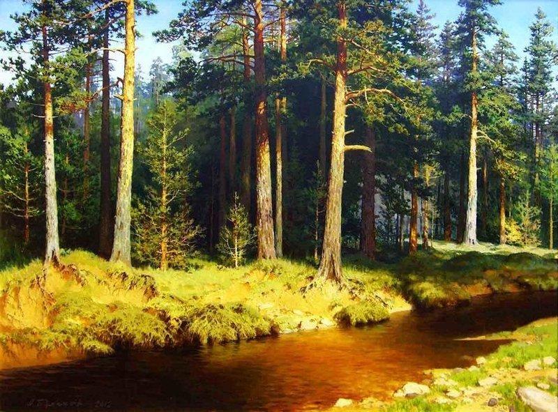 Художник Александр Булаков живопись, реализм, факты