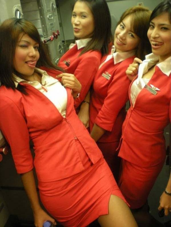 Video asian air hostess, shaved nudist housewife