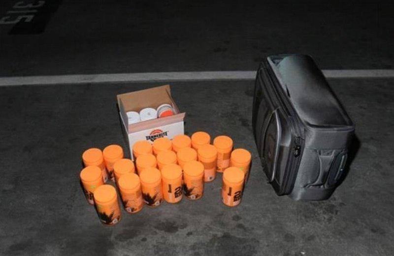 Полиция показала арсенал лас-вегасского стрелка ynews, Стивен Пэддок, лас-вегасский стрелок, массовое убийство, массовый расстрел, новости, следствие, стрельба на фестивале