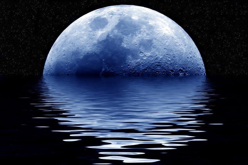 """10 странных """"фактов"""" о луне, которые не могут объяснить современные учёные луна, ученые, факты"""