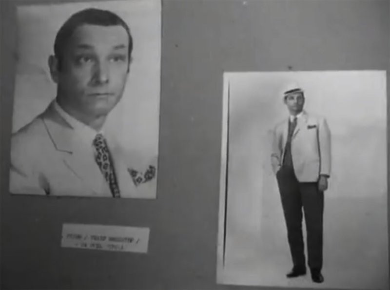 """А вот Рудольф Рудин у Гайдая не снимался, но зрителю он был знаком как пан Гималайский из """"Кабачка """"13 стульев"""" Андрей Миронов, Козадоев, бриллиантовая рука, леонид гайдай, фотопробы"""