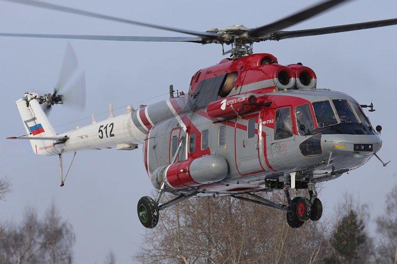 Ми-171А2 - новейшая модификация вертолетов типа Ми-8/17. Благодаря новому бортовому оборудованию и другим техническим решениям, характеристики вертолета и сферы его применения были значительно расширены. Вертолеты России, Ми-1, Ми-24, Ми-8, авиаконструктор Михаил Миль