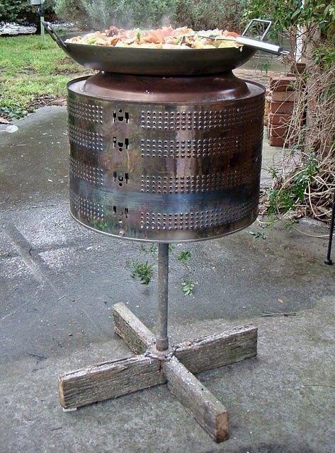 Еще один вариант с подставкой Фабрика идей, лайфхаки для дома и сада, переделки, своими руками, стиральная машина
