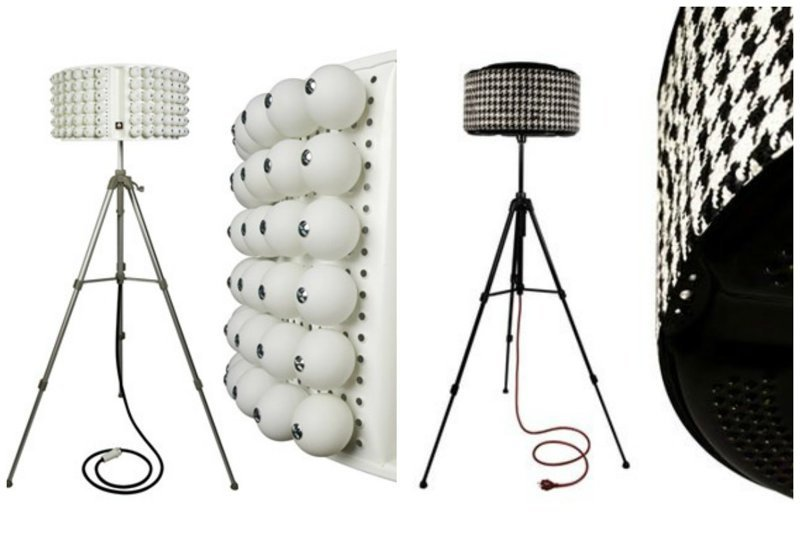4. Светильник Фабрика идей, лайфхаки для дома и сада, переделки, своими руками, стиральная машина