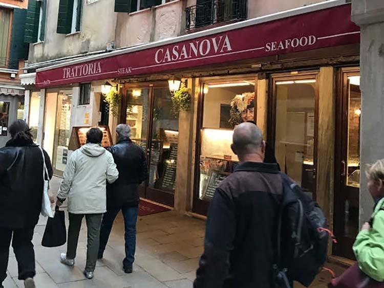 Почему в Венеции нужно очень осторожно заказывать еду в мире, еда, история, люди, ресторан, случай, япония