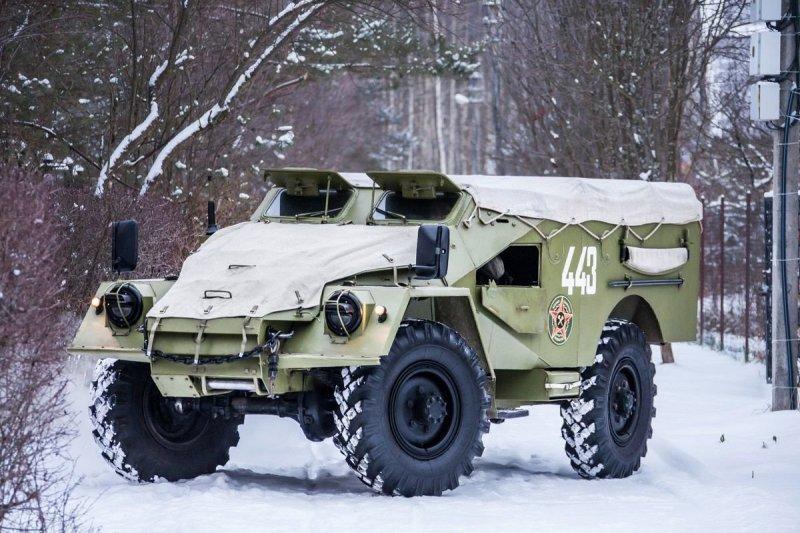 Тест-драйв советского бронетранспортера БТР-40 авто, броневик, внедорожник, военная техника, газ, тест-драйв
