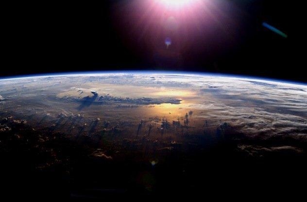Земля — особенная вселенная, инопланетяне, космос, нло
