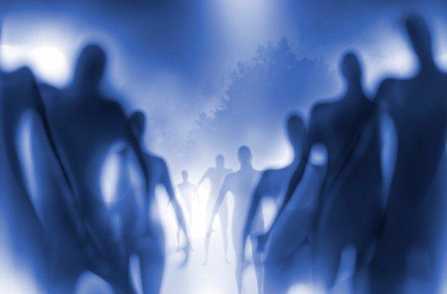 Они ходят среди нас вселенная, инопланетяне, космос, нло