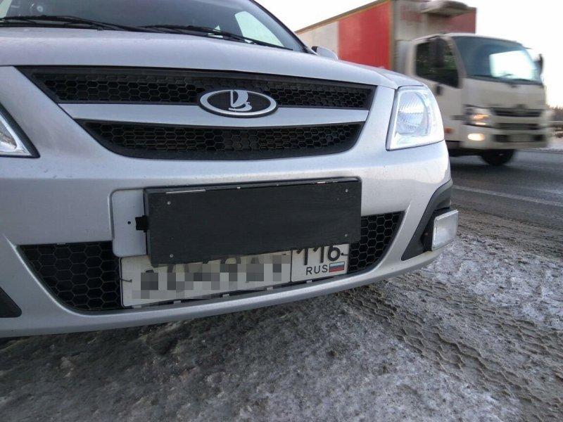 В Татарстане испытывают дорожные камеры замаскированные под автомобиль авто, автомобили, видеофиксация, гибдд, измерение скорости, камера, маскировка, радар