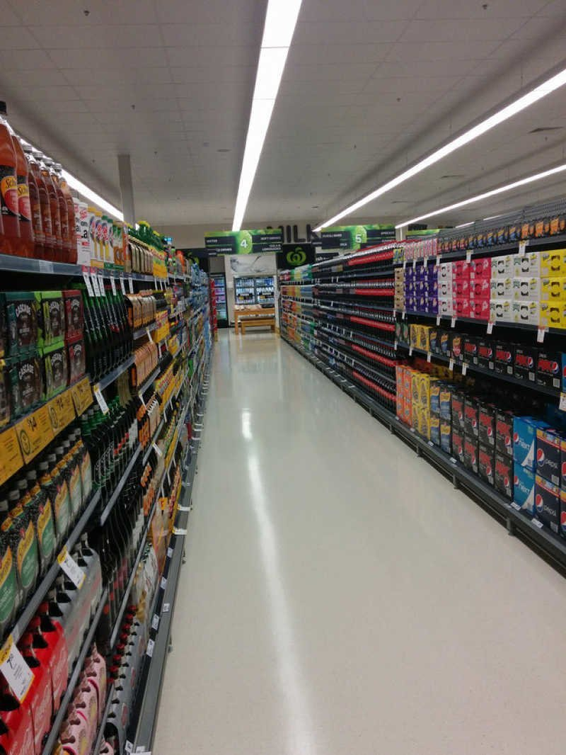 8. Порядок в каждый супермаркет! жизнь, мир, перфекционизм, подборка, совершенство, фото