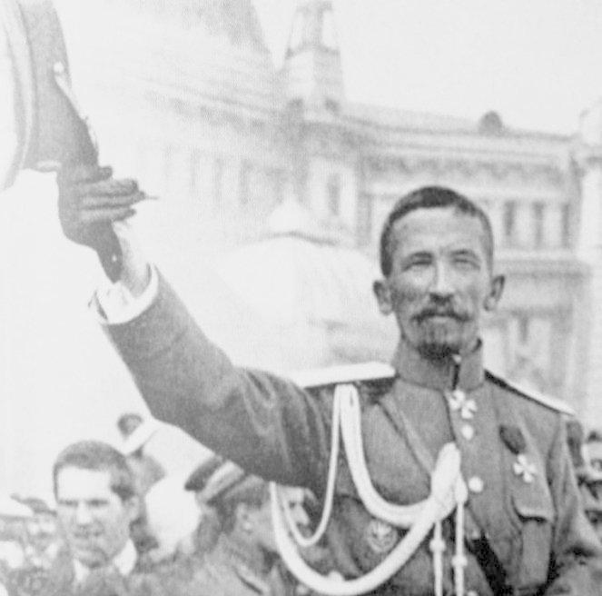 приятный генерал корнилов фото могут быть