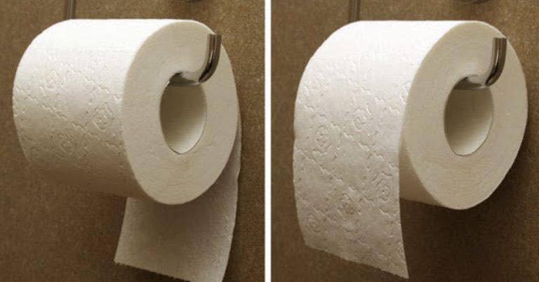 1. Расположение туалетной бумаги как отображение личностных качеств человека. Отделу кадров на заметку абсурдные теории и открытия, британские ученые, наука в массы, открытия