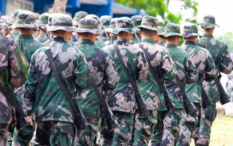 Президент Филиппин разрешил пристрелить себя ynews, диктатура, защита, новости, растрел, филиппины