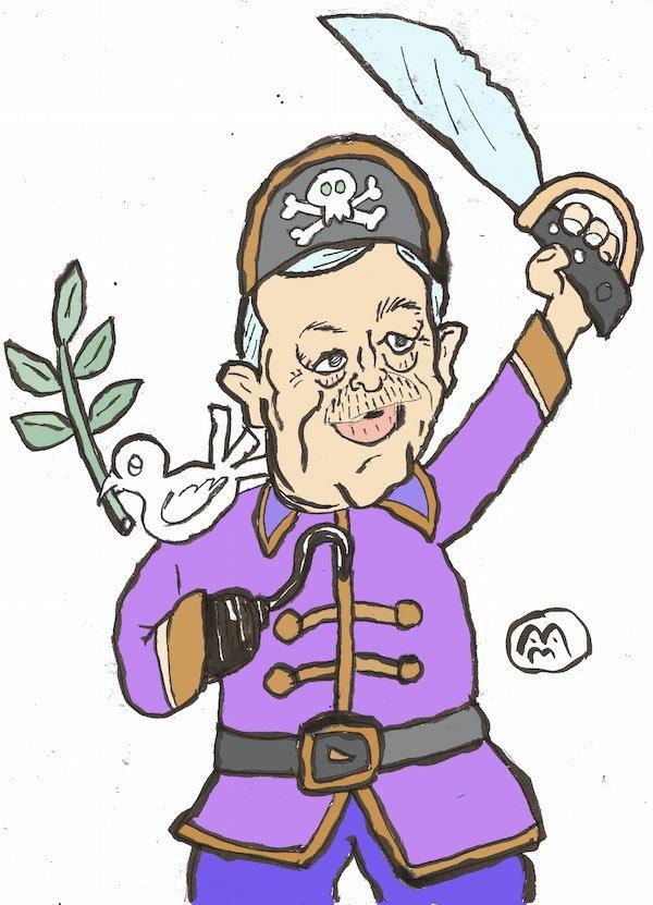 Мир турецкого бесэдер, карикатуры, мировые новости, новости, рисунки, юмор