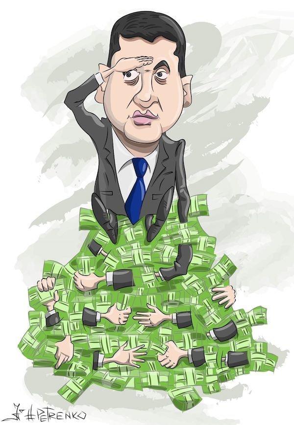 Не в деньгах взятка бесэдер, карикатуры, мировые новости, новости, рисунки, юмор