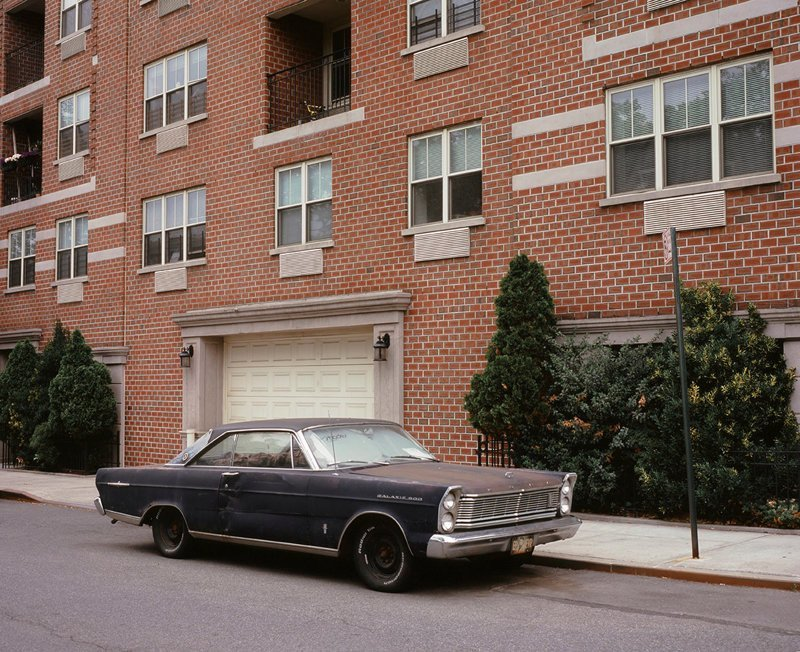 Windsor Terrace, Brooklyn, NY, 2015 припаркованные автомобили, фотографии, френк бобот