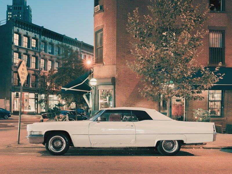 Parked car Fort Green #2, 2014 припаркованные автомобили, фотографии, френк бобот