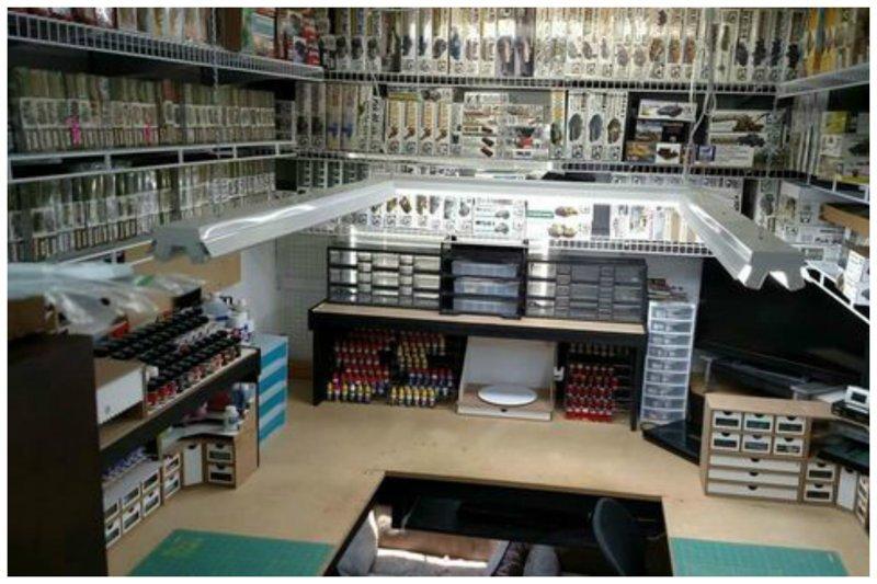 Мой внутренний перфекционист просто в экстазе Фабрика идей, гараж, инструменты, красота, перфекционизм, порядок, уют