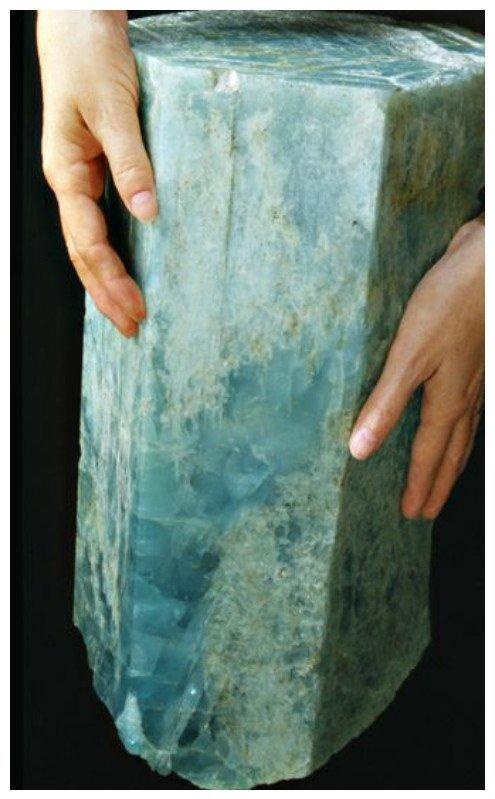 Аквамарин драгоценности, камни, огромные, полудрагоценные, самые большие, факты