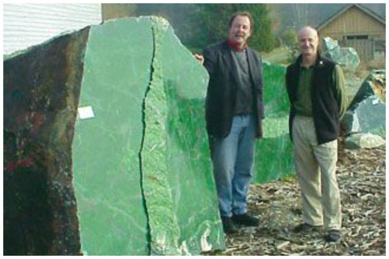 18 тонн нефрита драгоценности, камни, огромные, полудрагоценные, самые большие, факты