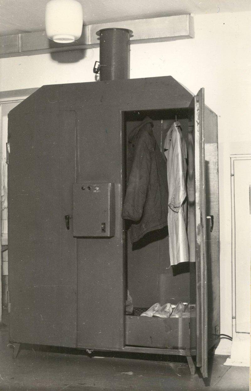 Сушильный шкаф для спецодежды СССР, история, ностальгия, почта, почта россии, ретро, снимки