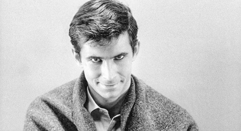 2. Норман Бейтс (актёр: Энтони Перкинс), «Психо» (Psycho, 1960) porter, актеры, кино, люди, психопаты, фильм