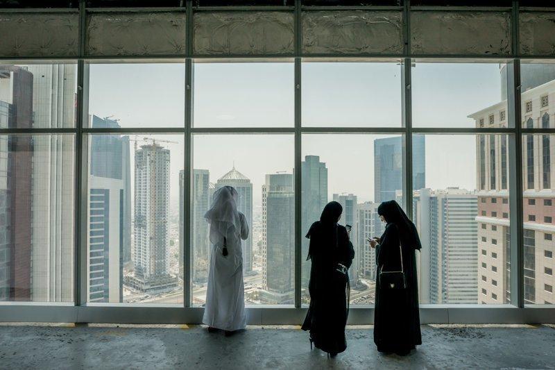 Тем временем, страны не прекращают конфликтовать - на прошлой неделе ухудшились отношения Катара с ОАЭ арабские страны, ближний восток, в мире, катар, кризис, политика, факты, фото