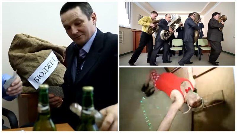 Оренбургские чиновники МинЛОХа сняли крутейший клип ynews, видео, интересное, министры, оренбург, охотники, танец