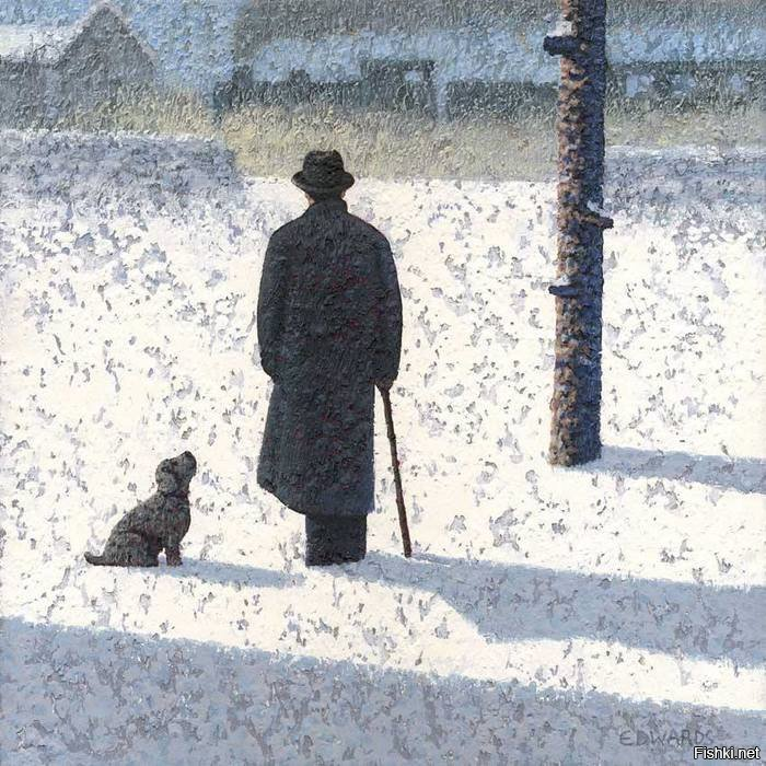 Mark Edwards - Man With A Stick