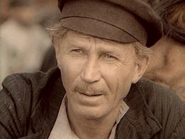 Иван Лапиков - Панкрат Назаров. СССР, кино, телеэпопея
