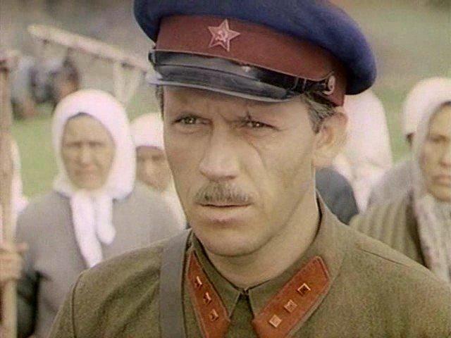 Владлен Бирюков - Яков Алейников. СССР, кино, телеэпопея