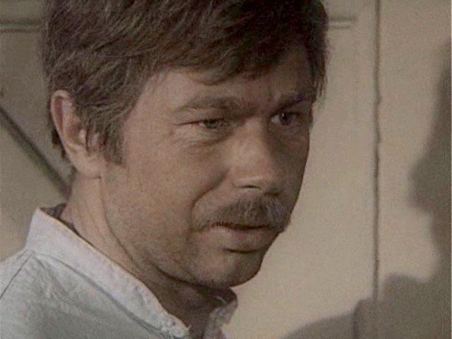 Андрей Мартынов - Кирьян Инютин СССР, кино, телеэпопея