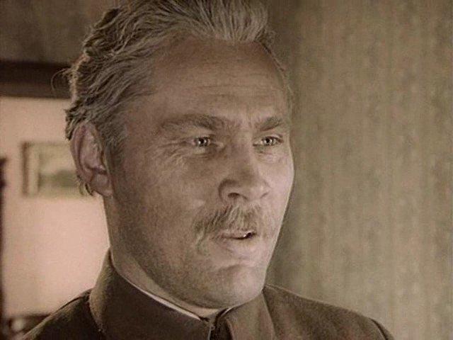 Валерий Хлевинский - Антон Савельев. СССР, кино, телеэпопея