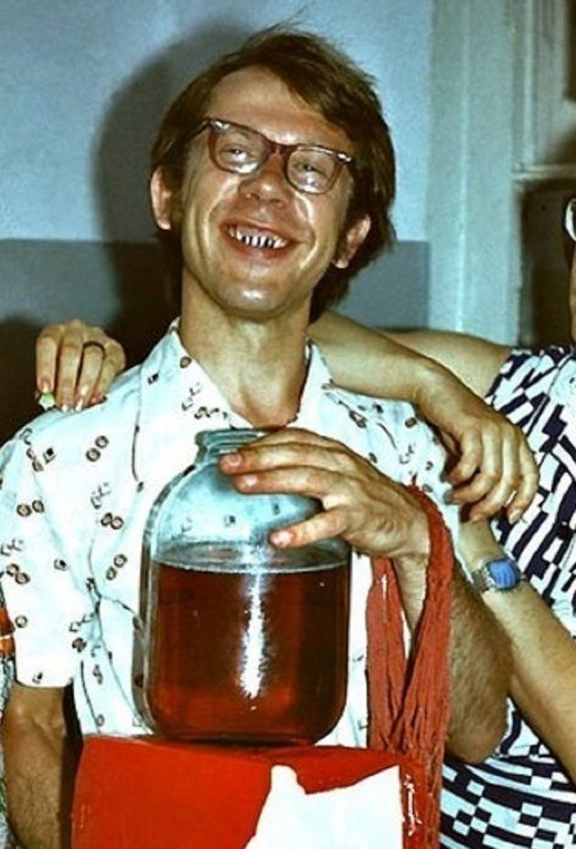 Некоторые уникумы умудрялись варить пиво сами СССР, алкоголь, интересное, напитки, пиво, советский союз