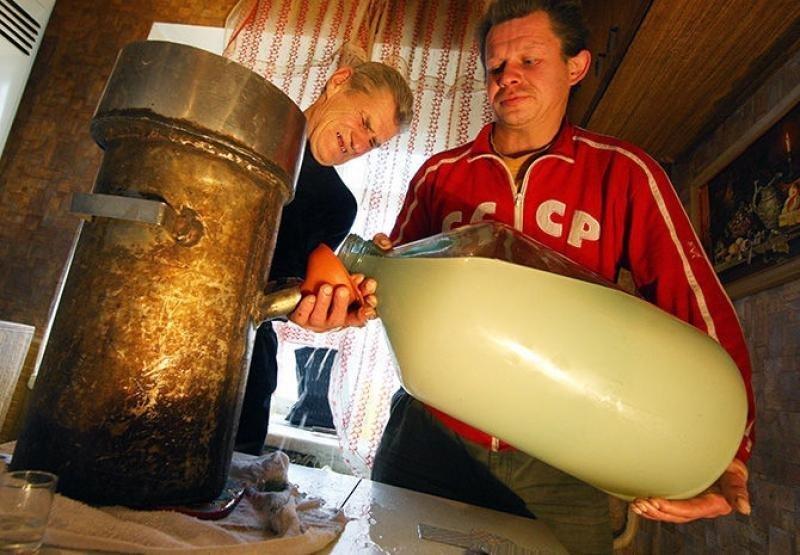 «Табуретовка» СССР, алкоголь, интересное, напитки, пиво, советский союз