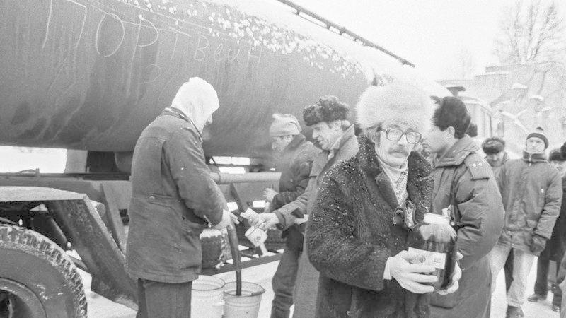 Алкоголь спокойно продавался везде СССР, алкоголь, интересное, напитки, пиво, советский союз