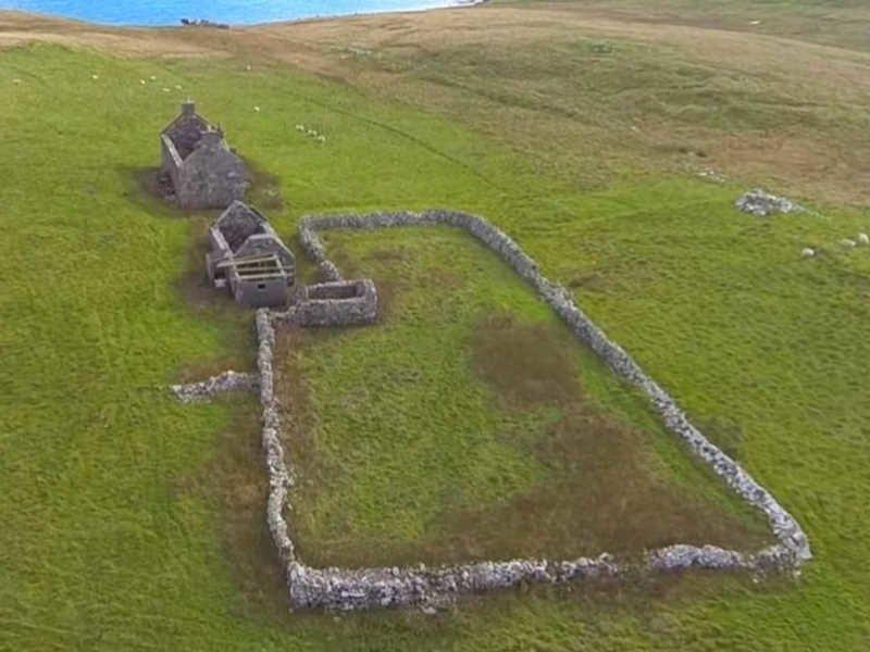 Вы можете купить этот 26-гектарный остров в Шотландии всего за 350 тысяч долларов в мире, красота, остров, природа, продажа, шотландия