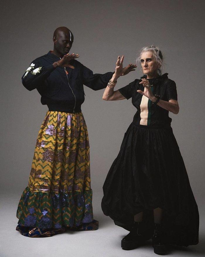 41. Валерия, 79 лет агентство, возраст, мир, мода, модель, пенсионер, россия
