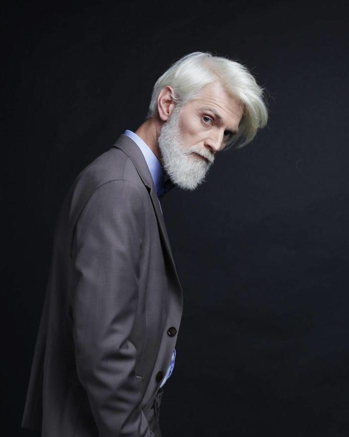 11. Сергей Арктика, 46 лет агентство, возраст, мир, мода, модель, пенсионер, россия
