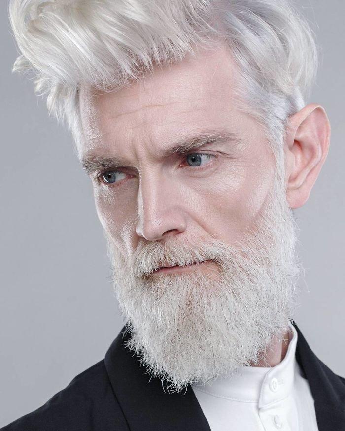 6. Сергей Арктика, 46 лет агентство, возраст, мир, мода, модель, пенсионер, россия