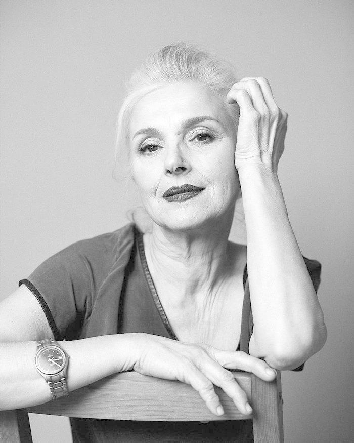 12. Татьяна Неклюдова, 61 год агентство, возраст, мир, мода, модель, пенсионер, россия