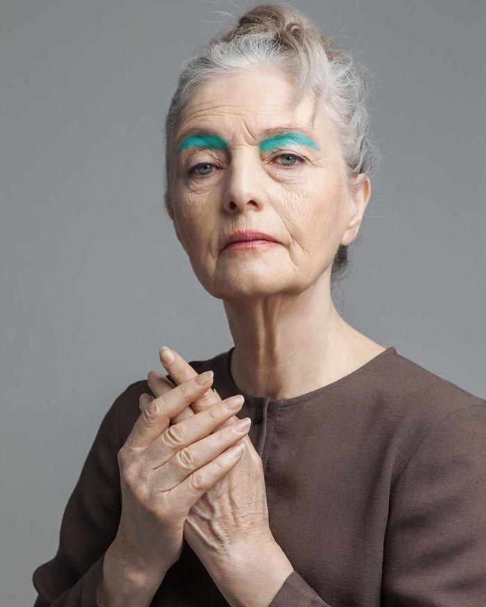 47. Ольга Кондрашева, 72 года агентство, возраст, мир, мода, модель, пенсионер, россия