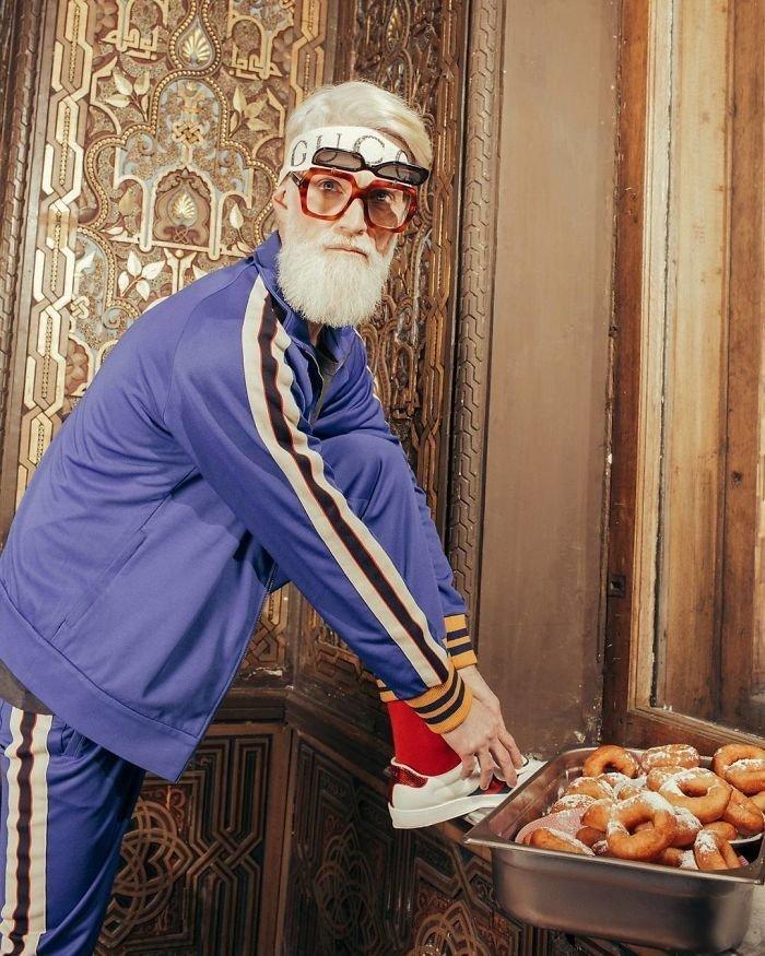 33. Сергей Арктика, 46 лет агентство, возраст, мир, мода, модель, пенсионер, россия
