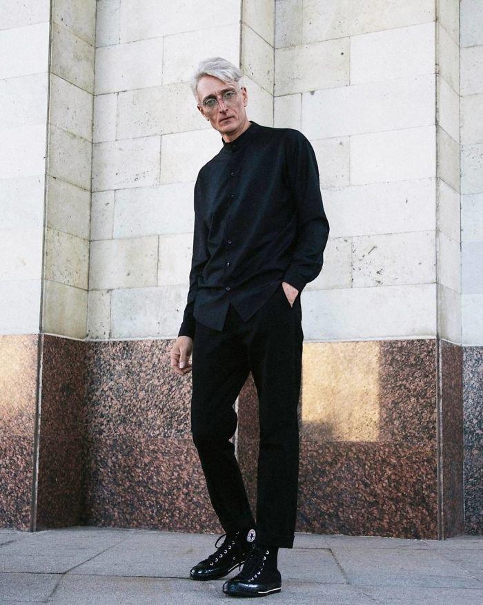 42. Иван Петков, 53 года агентство, возраст, мир, мода, модель, пенсионер, россия