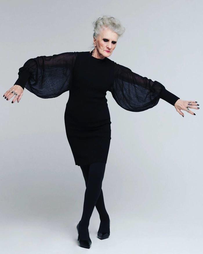 39. Валерия, 79 лет агентство, возраст, мир, мода, модель, пенсионер, россия
